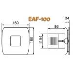 Electrolux EAF-100TH